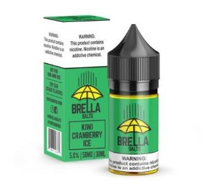 Brella Salt Kiwi Cranberry Ice 30ml