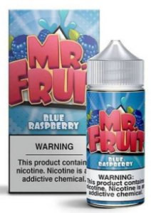 Mr. Fruit Blue Raspberry