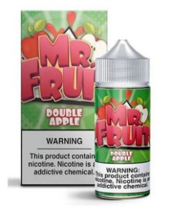 Mr. Fruit Double Apple