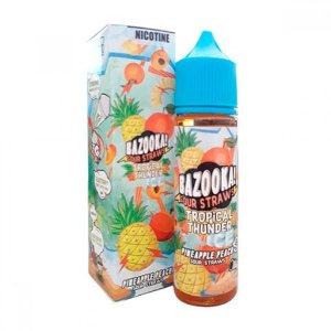 Bazooka Tropical Thunder Ice - Pineapple Peach 60ml