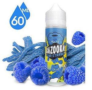 Bazooka Blue Raspberry Ice 60ml