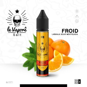 Le Vaporê Froid Salt 30ml