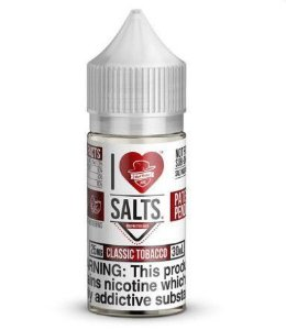 I Love Salts Classic Tobacco 30ml