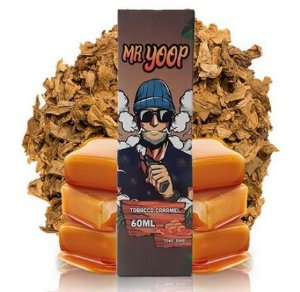 Nasty Salt Mr. Yoop Tobacco Caramel
