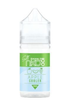 Naked Salt Apple Cooler 30ml