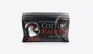 Algodão - Wick'n Vape - Cotton Bacon V2