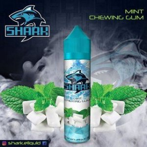 Shark Mint Chewing Gum