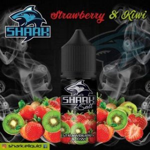 Shark Salt Strawberry & Kiwi