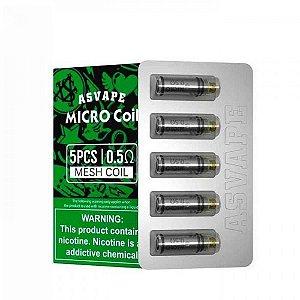 ASVape Micro Coil/Resistencia