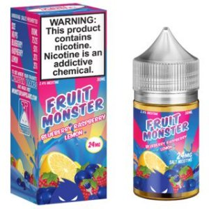 Monster Blueberry Raspberry Lemon 30ml