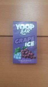 Mr Yoop Bar Pods Grape Ice