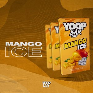 Mr Yoop Bar Pods Mango Ice 6% p/ JUUL