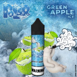 Juice - Polar - Green Apple Ice - 60ml