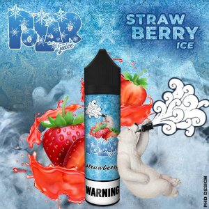 Juice - Polar - Strawberry Ice - 60ml
