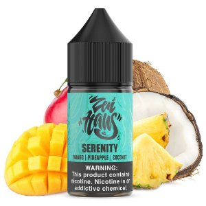 Salt - Zen Haus - Serenity - 30ml