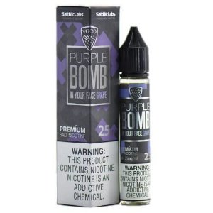 Salt - VGod - Purple Bomb - 30ml