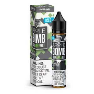 Salt - VGod - Apple Bomb Iced - 30ml