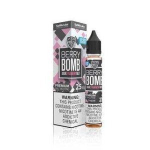 Salt - VGod - Berry Bomb Iced - 30ml