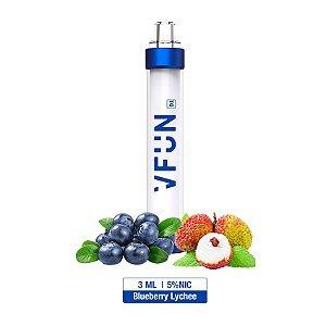 Descartavel - VFUN - Blueberry Lychee - 1000 puffs