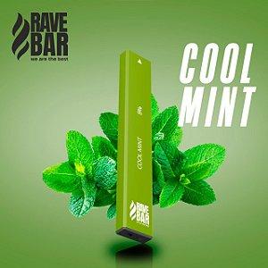 Descartavel - Rave Bar - Cool Mint - 5% mg - 400 puffs