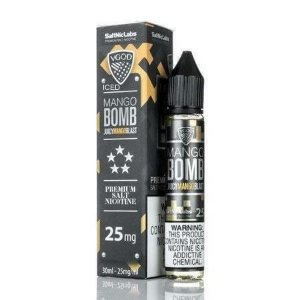 Salt - VGod - Mango Bomb - 30ml