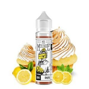 Juice - Charlie's Chalk Dust - Mr.Meringue - 60ml