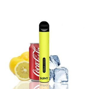 Descartavel - Balmy - Cola Lemon - 600 puffs