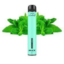 Descartavel - Hyppe Max - Mighty Mint - 1600 puffs