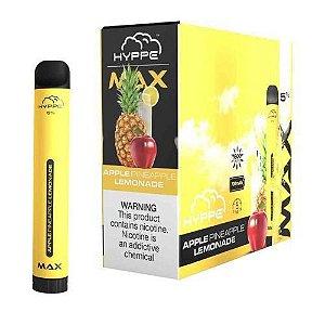 Descartavel - Hyppe Max - Apple Pineapple Lemonade - 1600 puffs