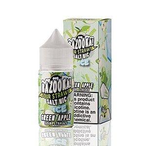 Salt - Bazooka - Green Apple Ice - 30ml