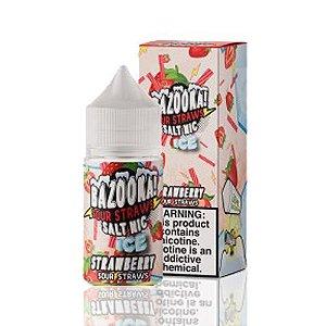 Salt - Bazooka - Strawberry Ice - 30ml