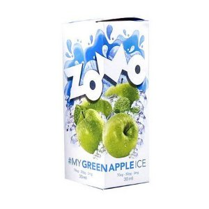 Juice - Zomo - My Green Apple Ice - 30ml