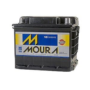 Bateria Moura 50ah - caixa alta