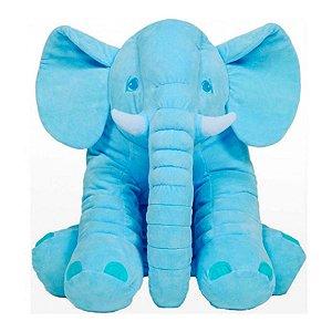 Almofada Elefante Gigante Azul Buba