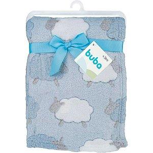 Mantinha para Bebê Ovelhinha Azul Buba