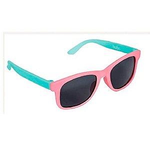 Óculos de Sol Baby Armação Flexível Pink