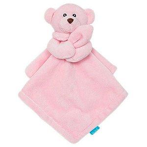 Naninha Para Bebê Antialérgica E Macia Buba Rosa