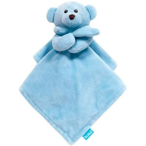 Naninha Para Bebê Antialérgica E Macia Buba Azul