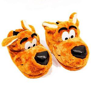 Pantufa 3D Scooby-Do Zona Criativa42 A 44
