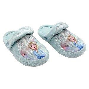 Pantufa infantil Kick Frozen Elsa 28 a 30
