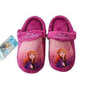 Pantufa infantil Kick Frozen Ana 31 A 33