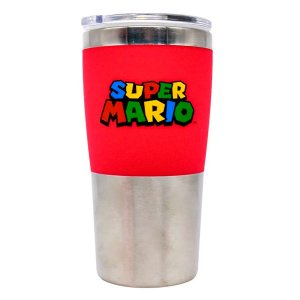 Copo Viagem Max 450ML Super Mario Bros