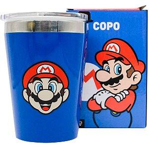 Copo Viagem Max 300 ML Super Mario Bros
