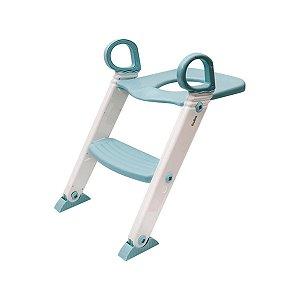 Redutor de Assento com Escada Buba Azul Claro +12M Baby