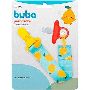 Prendedor de Chupeta Frutti Limão Buba Baby