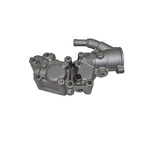 Carcaça Válvula Termostática Peugeot 206 207 1.0 1.4 Igasa