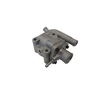 Carcaça Válv Termostática Ford Mondeo 1.8 Com Sensor Pequeno