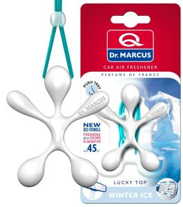 Aromatizante Dr. Marcus Lucky Top Winter Ice