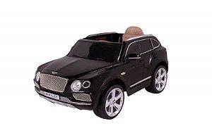 Carro Elétrico Bentley Bentayga Preto
