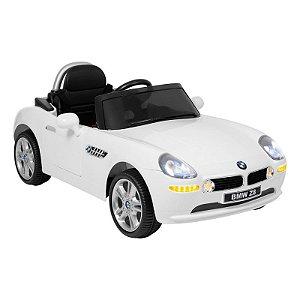 Carro Elétrico BMW Z8 Branco